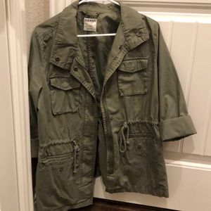 Old navy women's military jacket